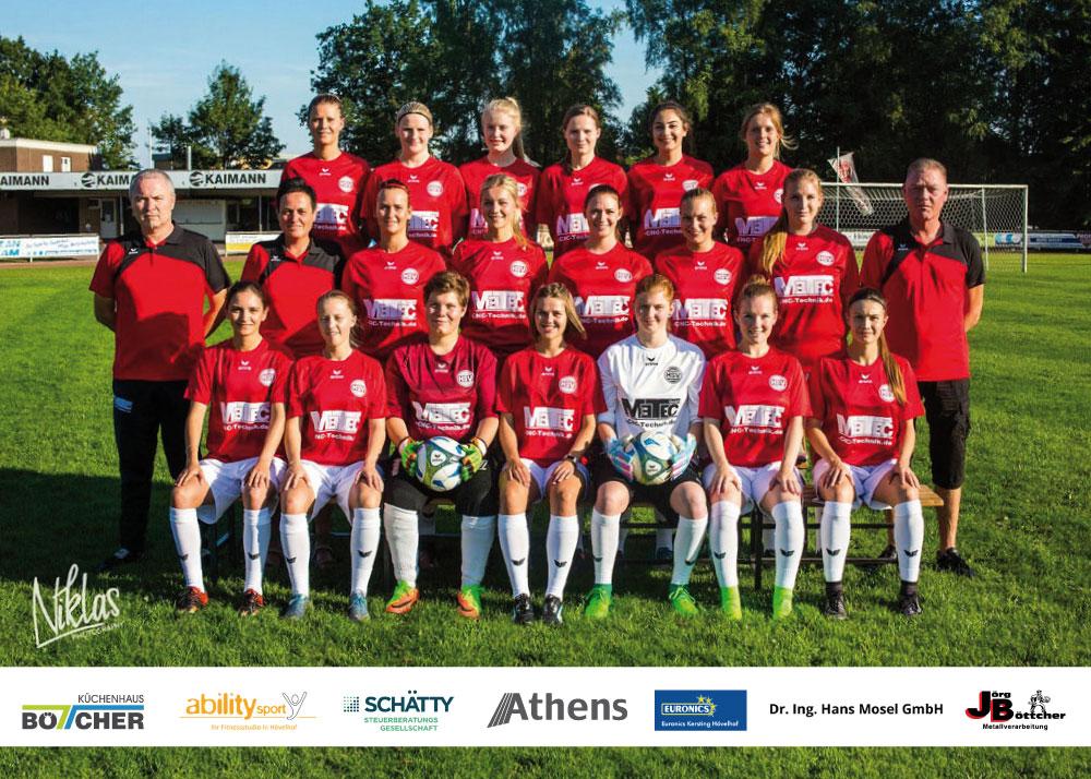 HSV Frauen 2017-2018