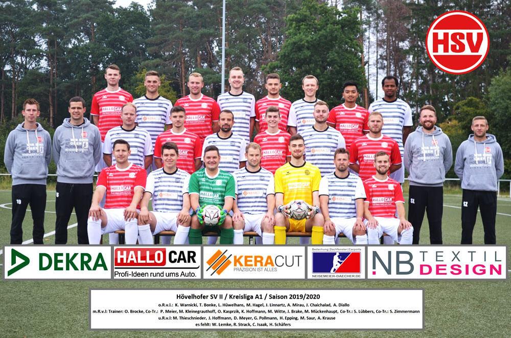 HSV 2. Herren 2019/2020
