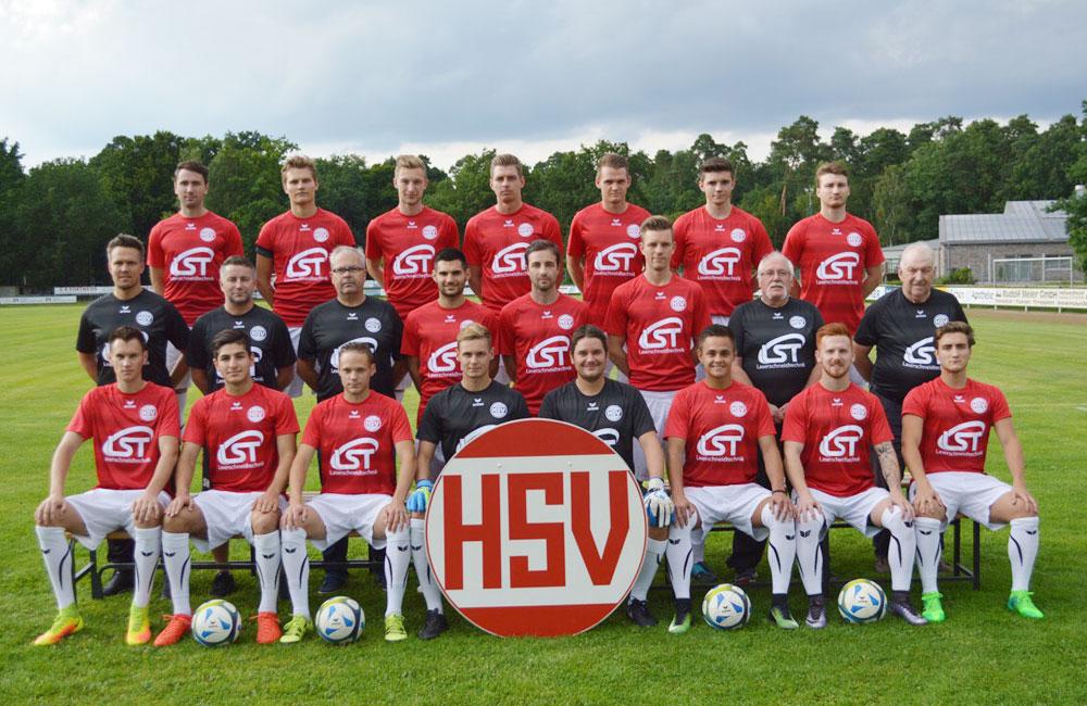 HSV 1. Herren 2017/2018