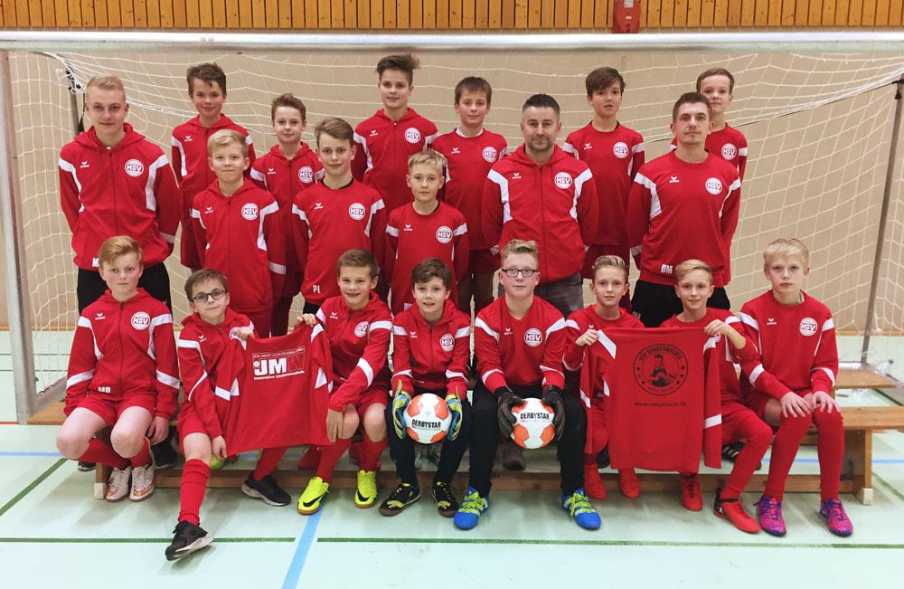 HSV D1 Jugend 2016/2017