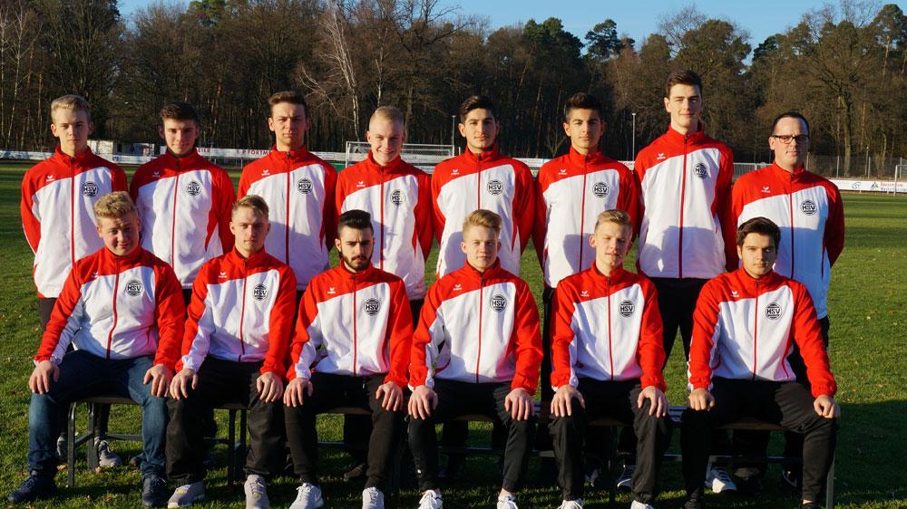 HSV A-Jugend 2016/2017