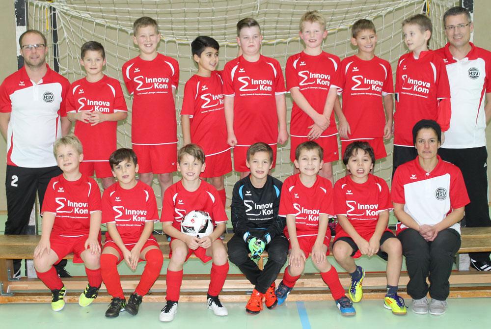 HSV E1-Jugend 2016/2017