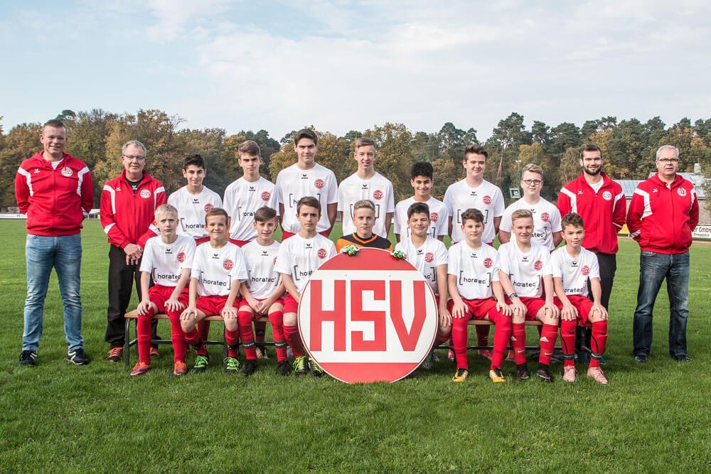 HSV Jugend C1 2017/2018
